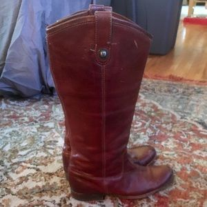 Frye Melissa Button Boot size 7